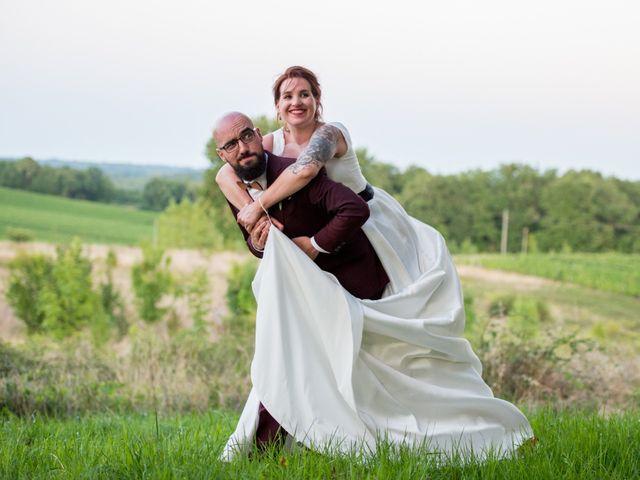 Le mariage de Rémy et Sophie à Belvès-de-Castillon, Gironde 17