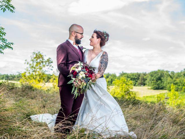 Le mariage de Sophie et Rémy