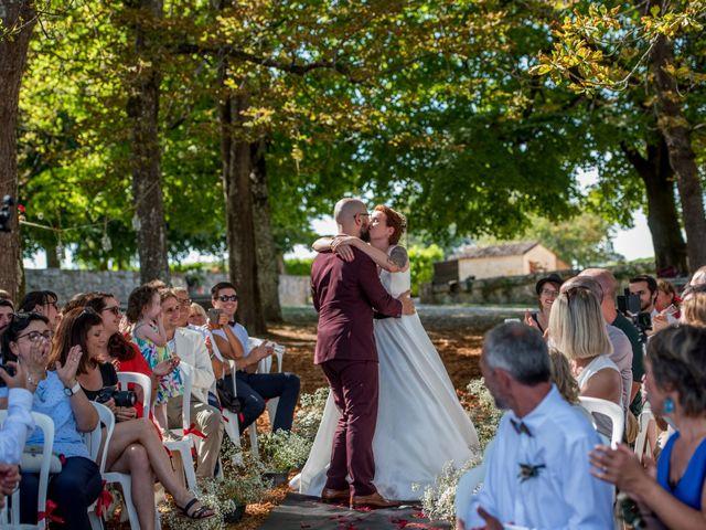 Le mariage de Rémy et Sophie à Belvès-de-Castillon, Gironde 35