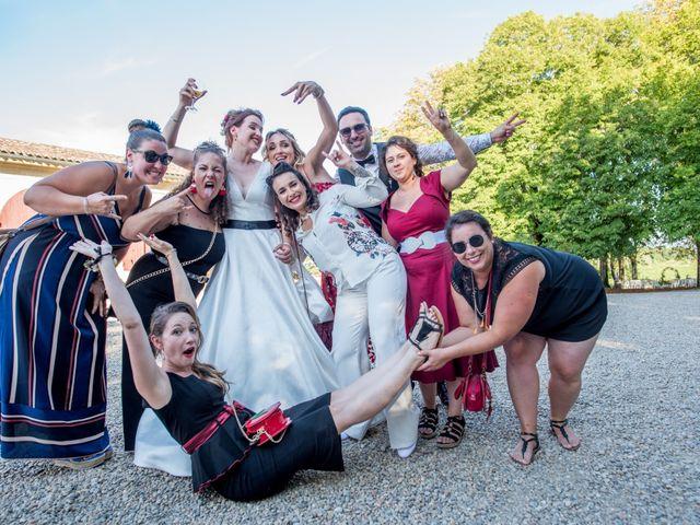 Le mariage de Rémy et Sophie à Belvès-de-Castillon, Gironde 45