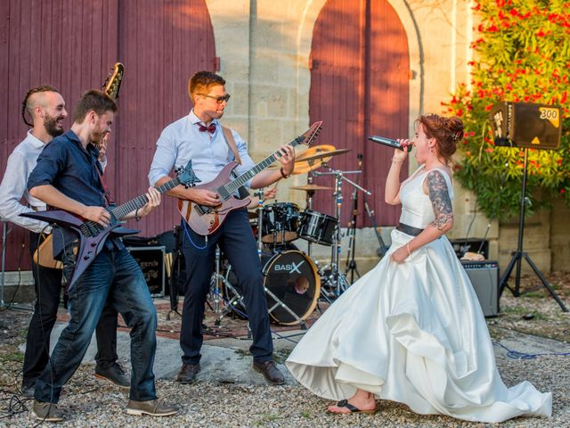 Le mariage de Rémy et Sophie à Belvès-de-Castillon, Gironde 51