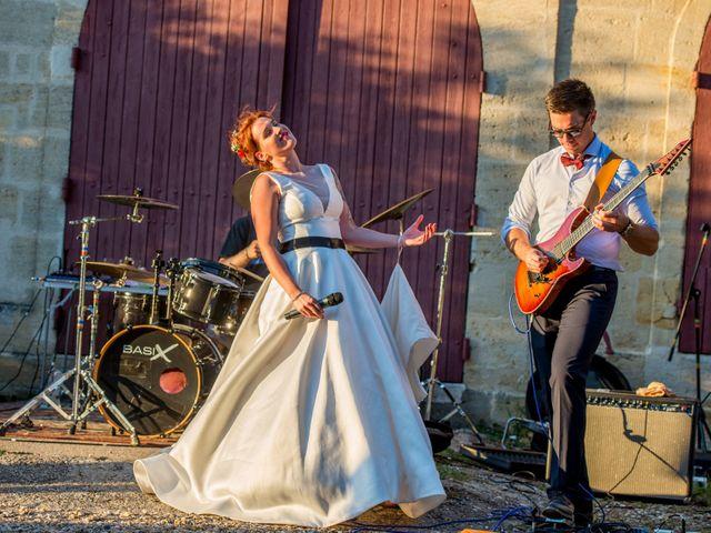 Le mariage de Rémy et Sophie à Belvès-de-Castillon, Gironde 53