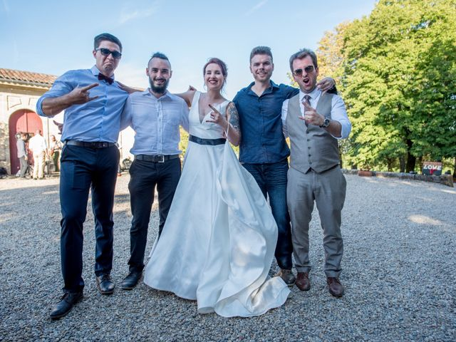 Le mariage de Rémy et Sophie à Belvès-de-Castillon, Gironde 58
