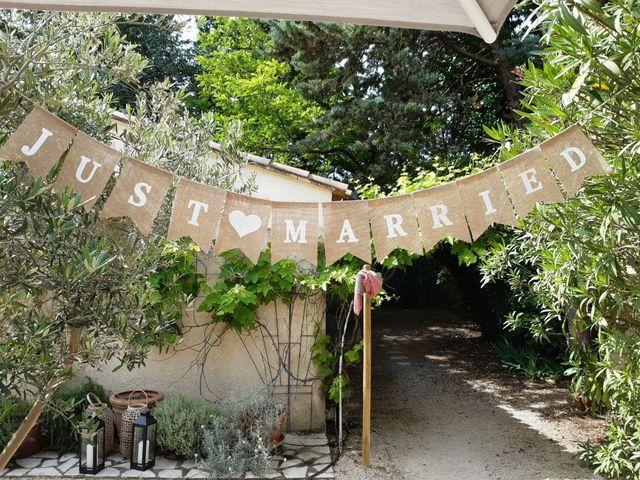 Le mariage de Gauthier  et Nina à Carpentras, Vaucluse 21