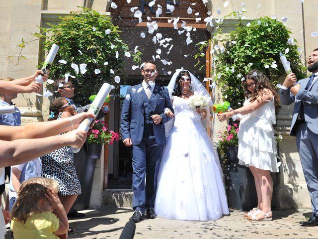 Le mariage de Jérémy et Lauriane à Mondeville, Calvados 10