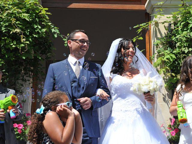 Le mariage de Jérémy et Lauriane à Mondeville, Calvados 11