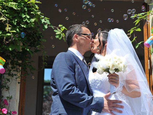 Le mariage de Jérémy et Lauriane à Mondeville, Calvados 12