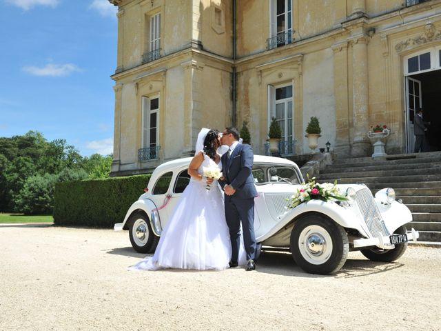 Le mariage de Jérémy et Lauriane à Mondeville, Calvados 13