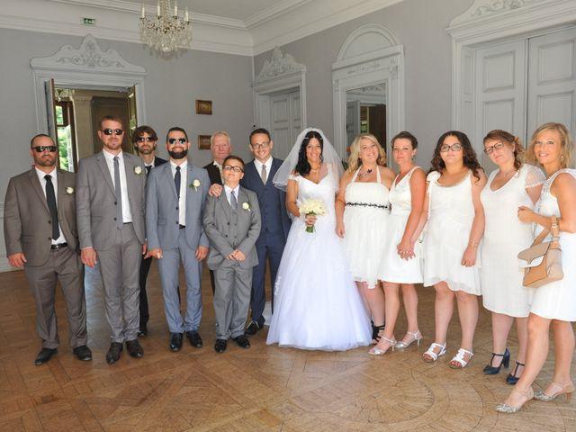 Le mariage de Jérémy et Lauriane à Mondeville, Calvados 14