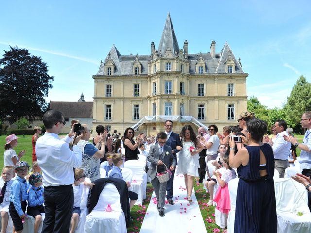 Le mariage de Jérémy et Lauriane à Mondeville, Calvados 16