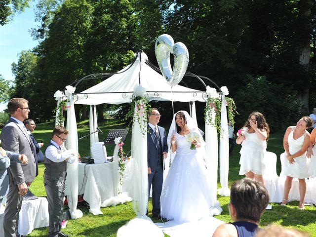 Le mariage de Jérémy et Lauriane à Mondeville, Calvados 20