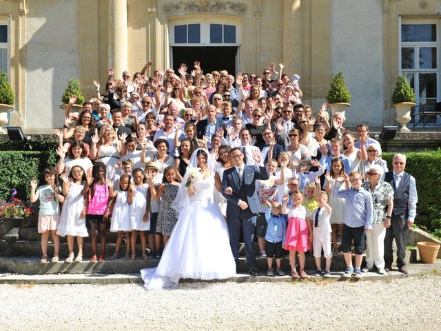 Le mariage de Jérémy et Lauriane à Mondeville, Calvados 24