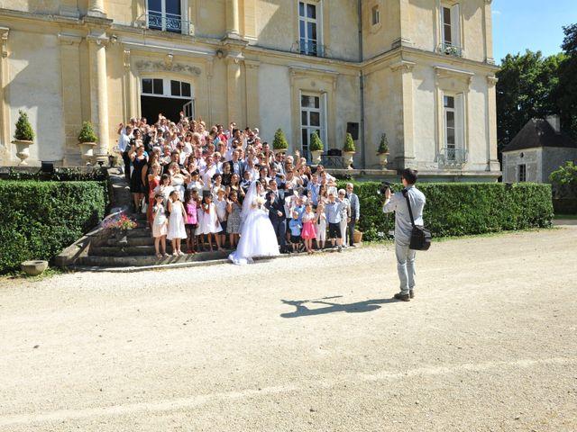 Le mariage de Jérémy et Lauriane à Mondeville, Calvados 25