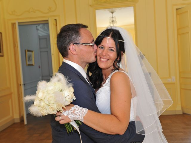Le mariage de Jérémy et Lauriane à Mondeville, Calvados 29
