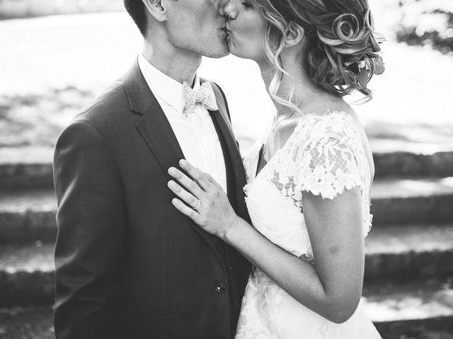 Le mariage de Aude et Davy