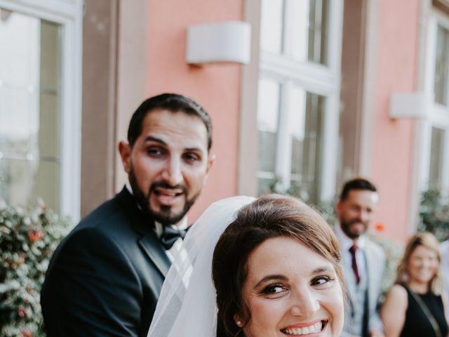 Le mariage de Cem et Lale à Ligsdorf, Haut Rhin 5