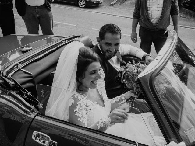 Le mariage de Cem et Lale à Ligsdorf, Haut Rhin 10
