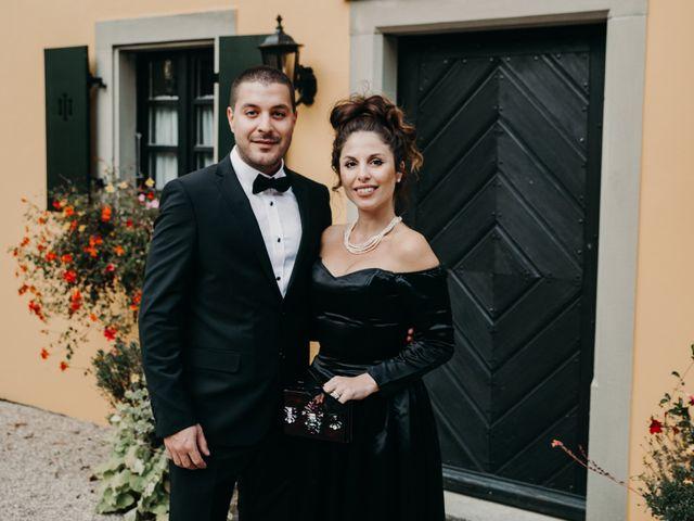 Le mariage de Cem et Lale à Ligsdorf, Haut Rhin 12