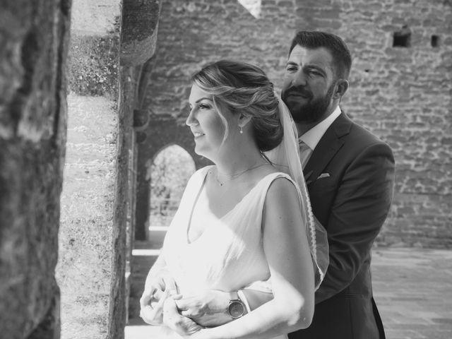 Le mariage de Julien et Julia à Châteauneuf-du-Pape, Vaucluse 43