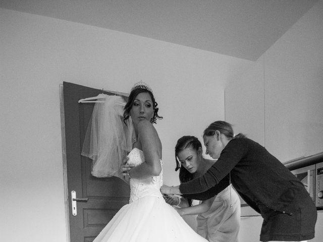 Le mariage de Manuel et Anastasia à Avrieux, Savoie 8