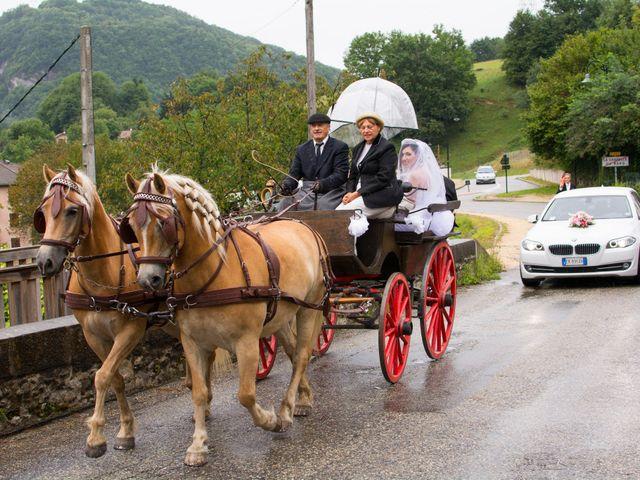 Le mariage de Manuel et Anastasia à Avrieux, Savoie 14