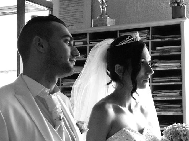 Le mariage de Manuel et Anastasia à Avrieux, Savoie 15