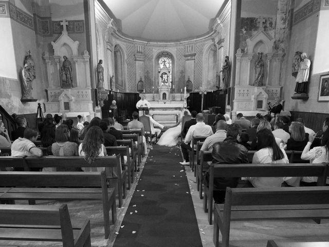 Le mariage de Manuel et Anastasia à Avrieux, Savoie 16