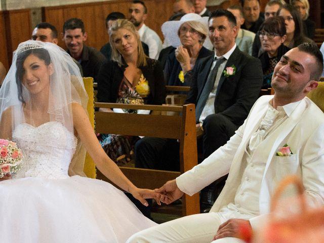 Le mariage de Manuel et Anastasia à Avrieux, Savoie 17