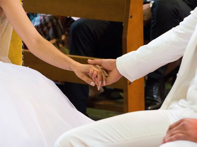 Le mariage de Manuel et Anastasia à Avrieux, Savoie 18