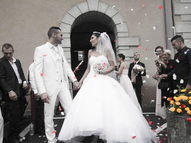 Le mariage de Manuel et Anastasia à Avrieux, Savoie 19