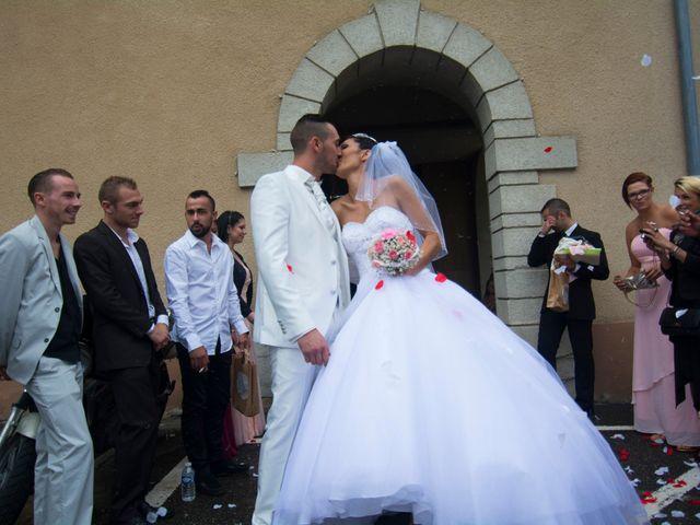 Le mariage de Manuel et Anastasia à Avrieux, Savoie 20