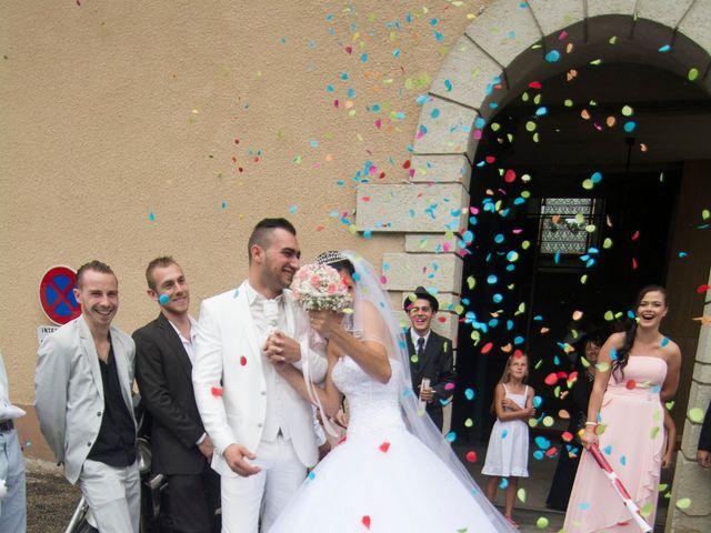 Le mariage de Manuel et Anastasia à Avrieux, Savoie 21