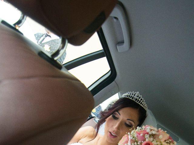 Le mariage de Manuel et Anastasia à Avrieux, Savoie 22