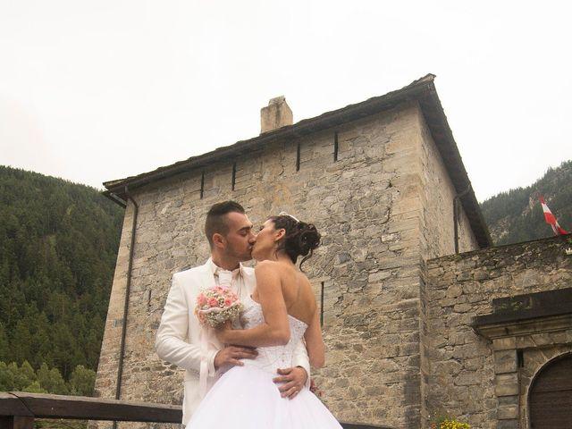 Le mariage de Manuel et Anastasia à Avrieux, Savoie 31
