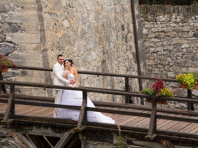 Le mariage de Manuel et Anastasia à Avrieux, Savoie 32
