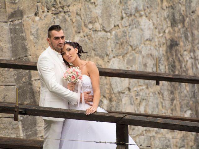 Le mariage de Manuel et Anastasia à Avrieux, Savoie 33