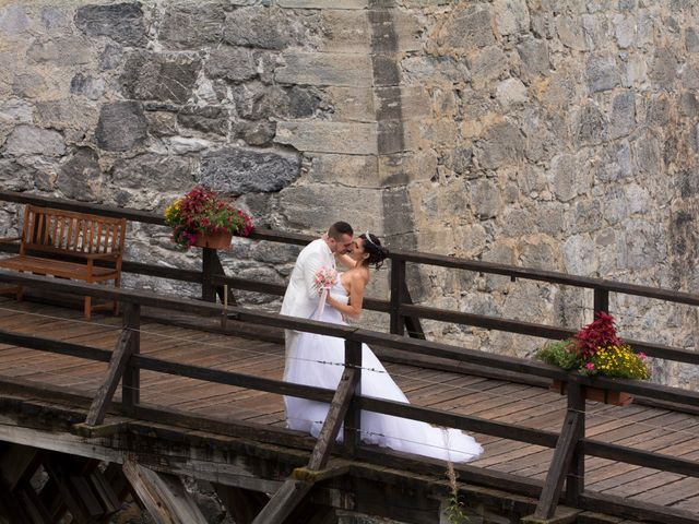 Le mariage de Manuel et Anastasia à Avrieux, Savoie 34