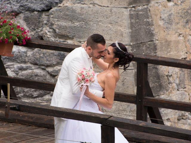 Le mariage de Manuel et Anastasia à Avrieux, Savoie 35