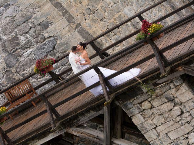 Le mariage de Manuel et Anastasia à Avrieux, Savoie 36