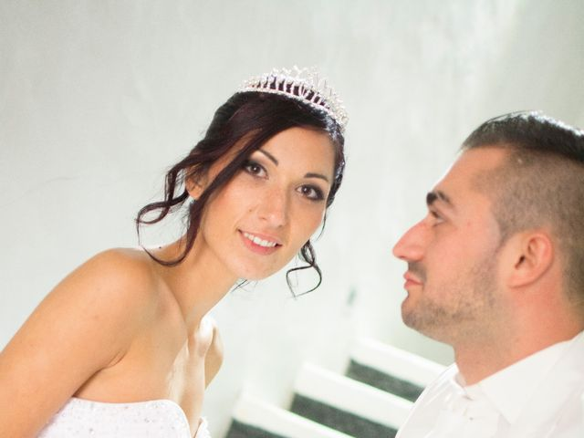 Le mariage de Manuel et Anastasia à Avrieux, Savoie 38