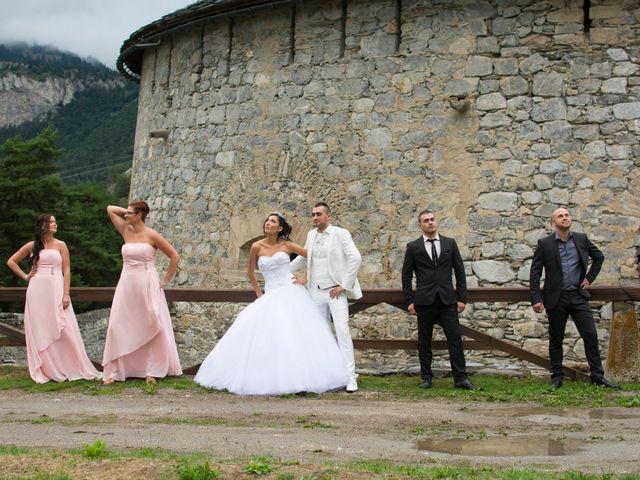 Le mariage de Manuel et Anastasia à Avrieux, Savoie 40
