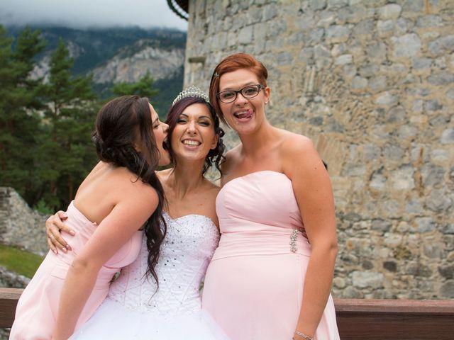Le mariage de Manuel et Anastasia à Avrieux, Savoie 41