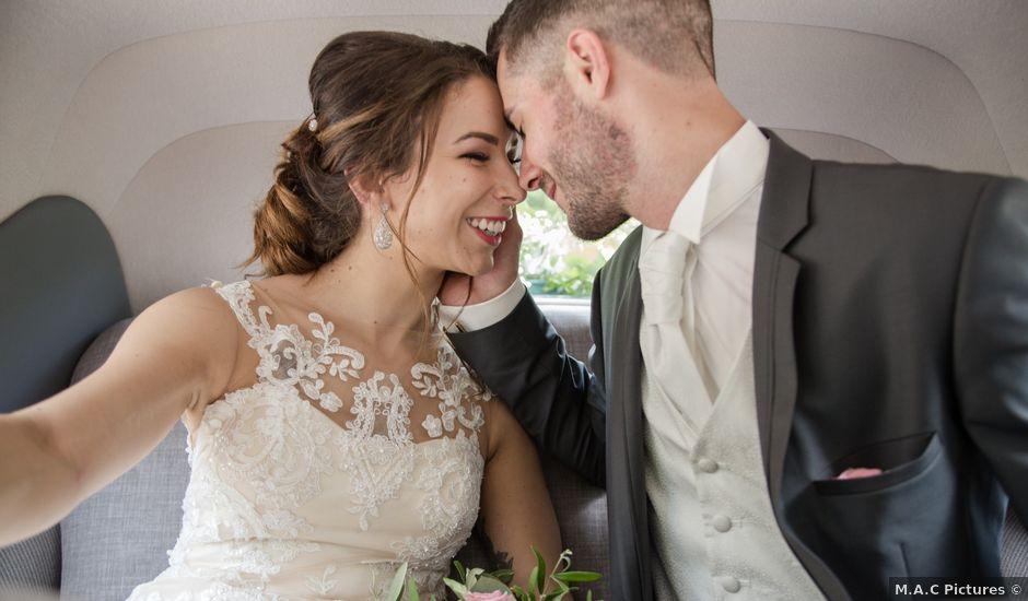 Le mariage de Dorian et Emilie à Tarascon, Bouches-du-Rhône
