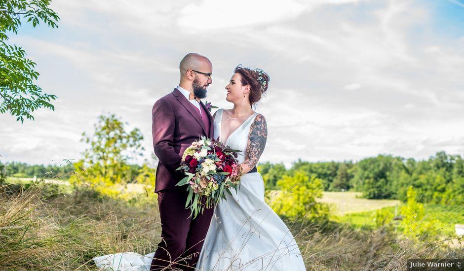 Le mariage de Rémy et Sophie à Belvès-de-Castillon, Gironde