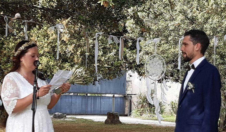 Le mariage de Gauthier  et Nina à Carpentras, Vaucluse