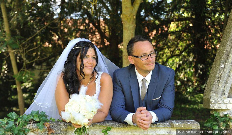 Le mariage de Jérémy et Lauriane à Mondeville, Calvados