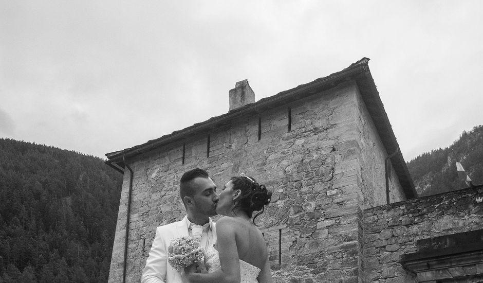 Le mariage de Manuel et Anastasia à Avrieux, Savoie