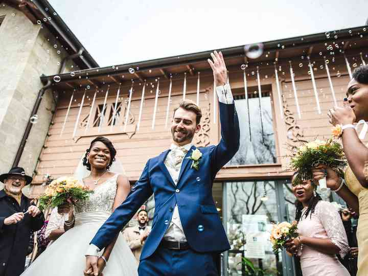 Le mariage de Linda et Adrien