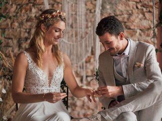 Le mariage de Gladys et Tomas