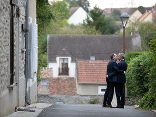Le mariage de Philippe et Laurent